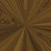 Wood radial generated hires texture — Stock Photo