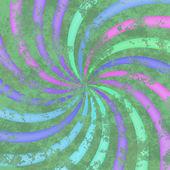 Grunge swirl generated texture — Stockfoto