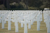 Omaha Beach Colleville Normandy — Stock Photo