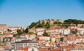 Landscape of Lisboa — Stock Photo