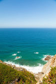 Panoramic view of the most western point of Europe — Stock Photo