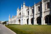Monastery of Jeronimos — Stock Photo