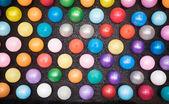 Balloons at a fair game — Stock Photo