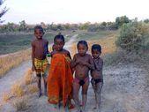 Niños africanos — Foto de Stock