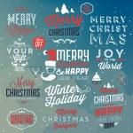 Christmas Decoration — Stock Vector #39365889