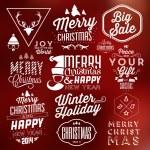Christmas Decoration — Stock Vector #39365857