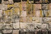 Ancient Rock Wall Texture — Stock Photo