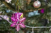 Christmas ornamental — Stock Photo