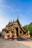 Architecture in Chiang mai north Thaialnd. — 图库照片