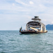 Koh Chang Thailand ferry boat — Stock Photo