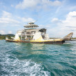Koh Chang Thailand ferry boat — Foto Stock #37202013