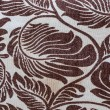 Seamless fabric texture with flowers , Endless floral pattern — Stock Photo