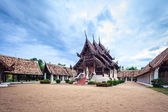 Architecture in Chiang mai north Thaialnd. — Stock Photo