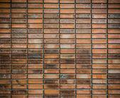 Tuğla duvar doku ve arka plan — Stok fotoğraf