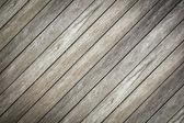 Old wooden background and crosswise — Stock Photo