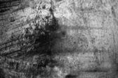 Grunge wall black and white background and texture — Stock fotografie