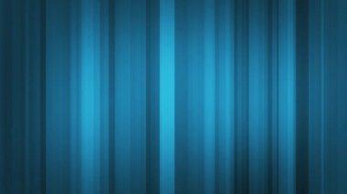 синий абстрактный фон с вертикальными линиями — Стоковое видео