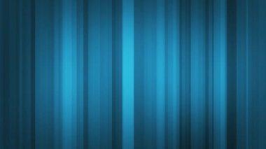 Astratto sfondo blu con linee verticali — Video Stock