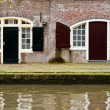 Dutch canal — Stock Photo #33825655