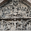 Stock Photo: Church decoration ornaments sculptures