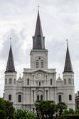 St. Louis Cathedral, New Orleans — Stock Photo
