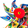 Pinwheel fun — Stock Photo