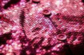 Pink glitter retro shirt — Stock Photo