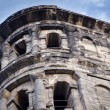 Porta Nigra, Trier Germany — Stock Photo