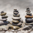 Balanced stones — Stock Photo