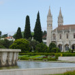 Jeronimos Monastery in Lisbon — Stock Photo