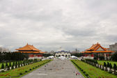 Palatset på torget i taipei — Stockfoto