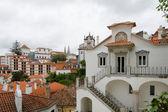 Small European city, Portugal — ストック写真