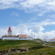 Stock Photo: Lighthouse at Cabo dRoca