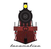 Train locomotive icon — Stock Vector
