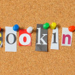 Foto de Stock  : Cooking