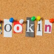 Foto Stock: Cooking
