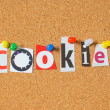 Cookies — Stock fotografie #34258813