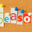 Season — Stock Photo
