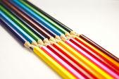 Crayons de couleur — Photo