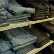 Stock Photo: Clothes store