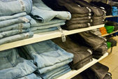 Clothes store — Stock Photo