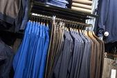 Clouddtienda de ropa — Foto de Stock