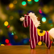 Stock Photo: Toy horse