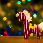 Toy horse — Stock Photo
