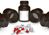 Medicamento — Foto de Stock
