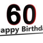 A big Happy Birthday — Stock Photo #40022225