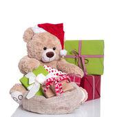 Cuddly teddy bear — Stock Photo