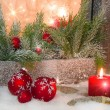 Classic Christmas atmosphere — Stock Photo #33726747