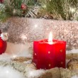 Classic Christmas atmosphere — Stock Photo #33726855
