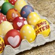 Happy Easter Eggs — Stock Photo